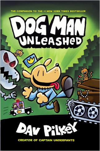 Cover: Dog Man Unleashed