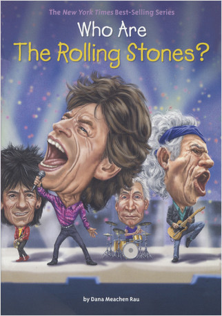 Cover: Who Are The Rolling Stones?
