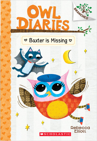 Cover: Baxter Is Missing