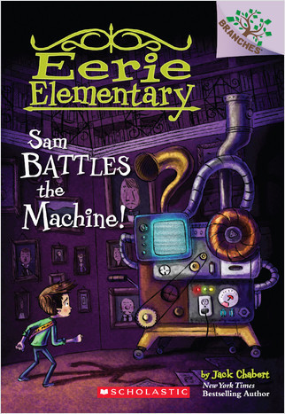Cover: Sam Battles The Machine!