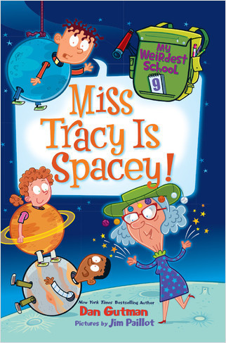 Cover: Miss Tracy Is Spacey!
