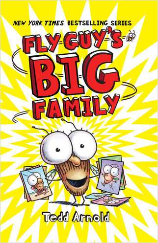 Cover: Fly Guy's Big Family