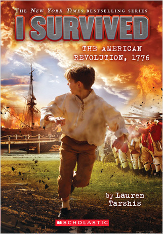 Cover: I Survived The American Revolution, 1776