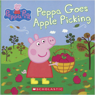 Cover: Peppa Goes Apple Picking