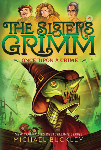 Cover: Once Upon A Crime