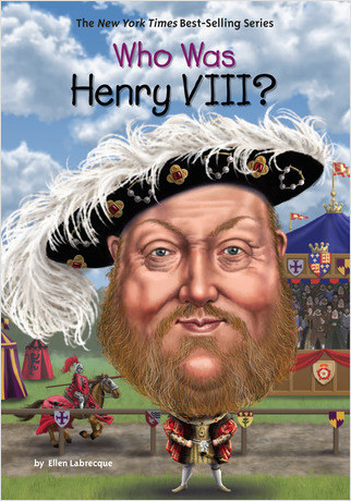Cover: Who Was Henry VIII?