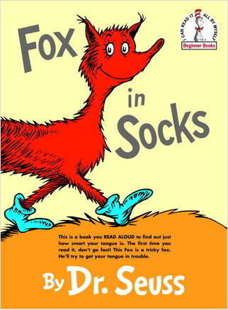 Cover: Fox In Socks