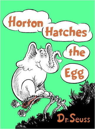 Cover: Horton Hatches The Egg