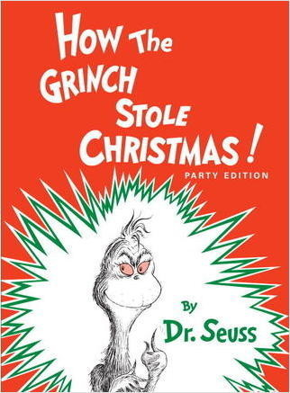 Cover: How The Grinch Stole Christmas