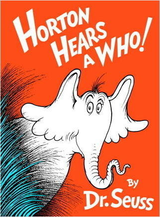Cover: Horton Hears A Who!