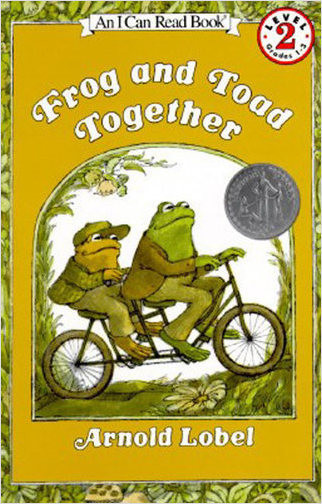 Cover: Frog And Toad Together