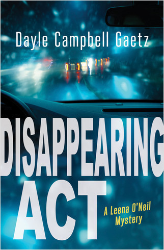 Cover: Disappearing Act