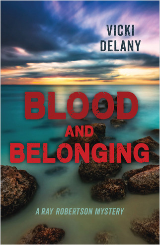 Cover: Blood and Belonging