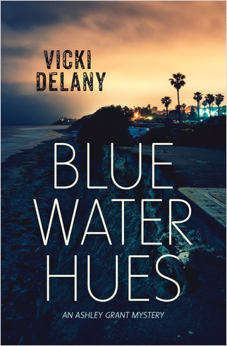 Cover: Blue Water Hues