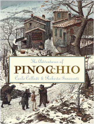 Cover: The Adventures of Pinocchio