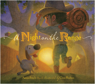Cover: A Night on the Range