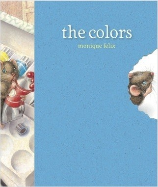 Cover: Mouse Books: The Colors