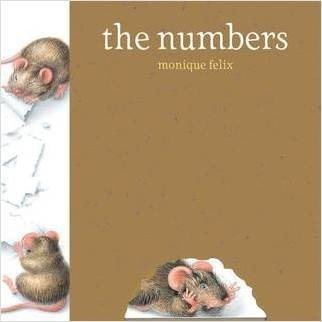 Cover: Mouse Books: The Numbers