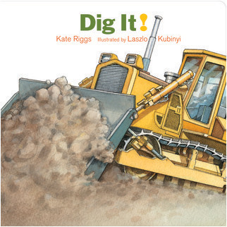 Cover: Dig It!
