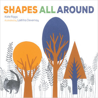 Cover: Shapes All Around