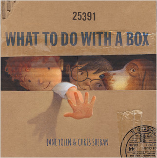 Cover: What to Do with a Box Boardbook