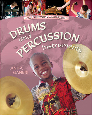 Cover: Drums and Percussion Instruments