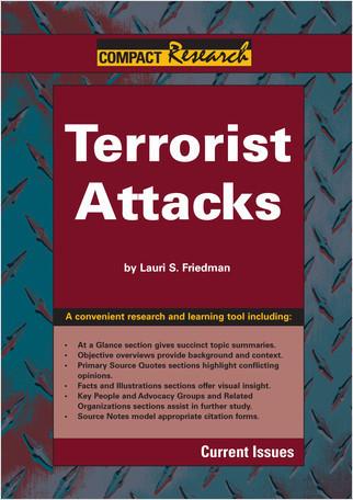 Cover: Terrorist Attacks