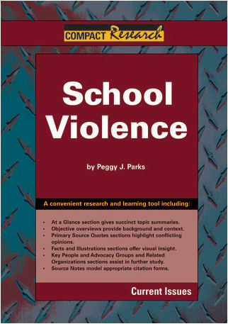 Cover: School Violence