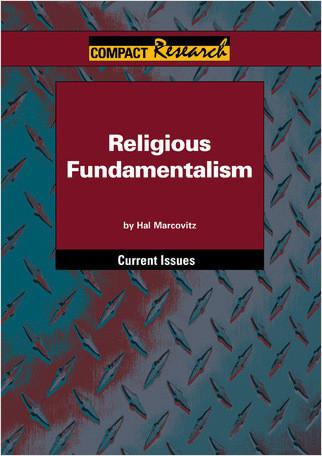 Cover: Religious Fundamentalism