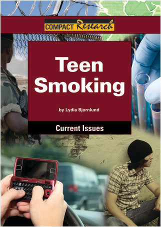 Cover: Teen Smoking