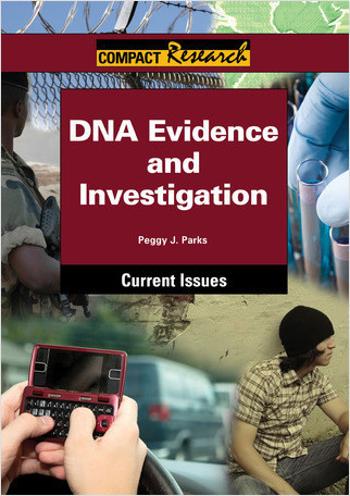 Cover: DNA Evidence and Investigation