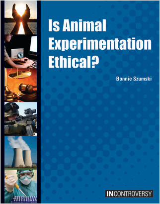 Cover: Is Animal Experimentation Ethical?