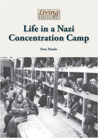 Cover: Life in a Nazi Concentration Camp