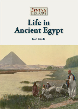 Cover: Life in Ancient Egypt