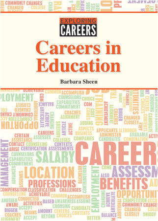 Cover: Careers in Education