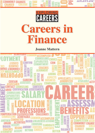 Cover: Careers in Finance