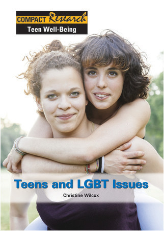 Cover: Teens and LGBT Issues