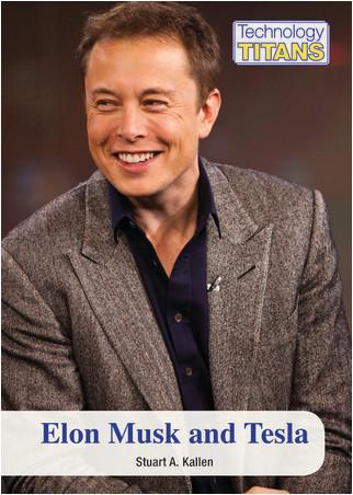 Cover: Elon Musk and Tesla