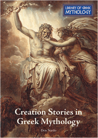 Cover: Creation Stories in Greek Mythology
