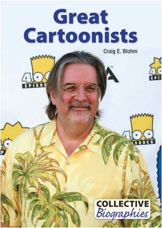 Cover: Great Cartoonists