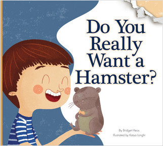Cover: Do You Really Want a Hamster?