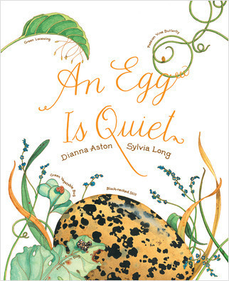 Cover: An Egg is Quiet