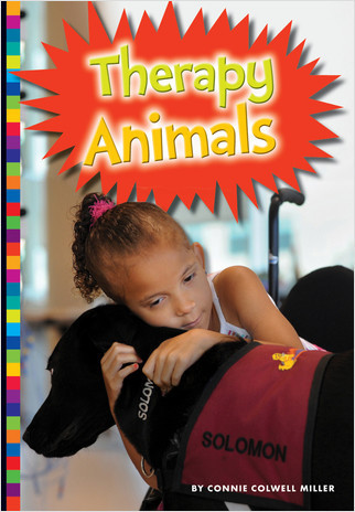 Cover: Therapy Animals