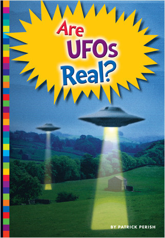 Cover: Are UFOs Real?