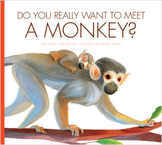Cover: Do You Really Want to Meet a Monkey?