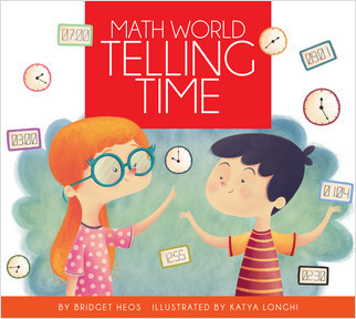 Cover: Telling Time
