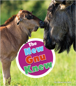 Cover: The New Gnu Knew