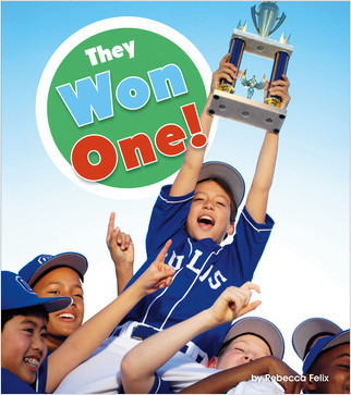 Cover: They Won One!
