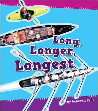 Cover: Long, Longer, Longest