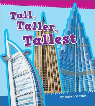 Cover: Tall, Taller, Tallest